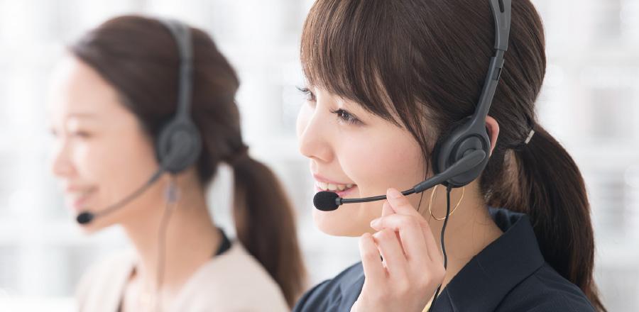 コールセンターの人材サービス