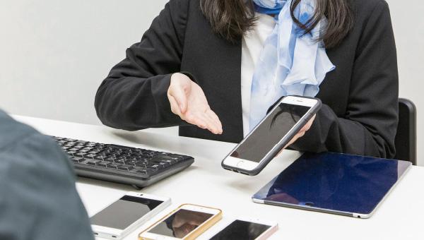 通信の人材・販売促進サービスのイメージ
