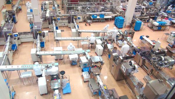 物流・製造の人材サービスのイメージ